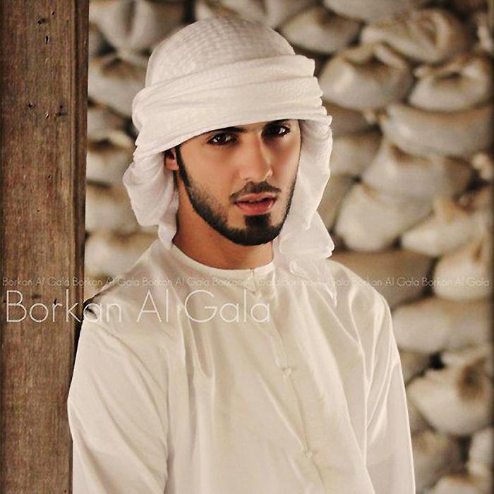 迪拜男模帅可倾国传因太帅被沙特驱逐出境 中