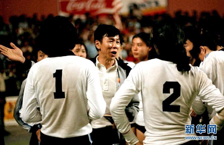 盘点中国女排历任主帅:1976-1984 袁伟民