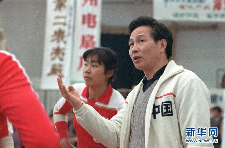 盘点中国女排历任主帅:1984-1986 邓若曾