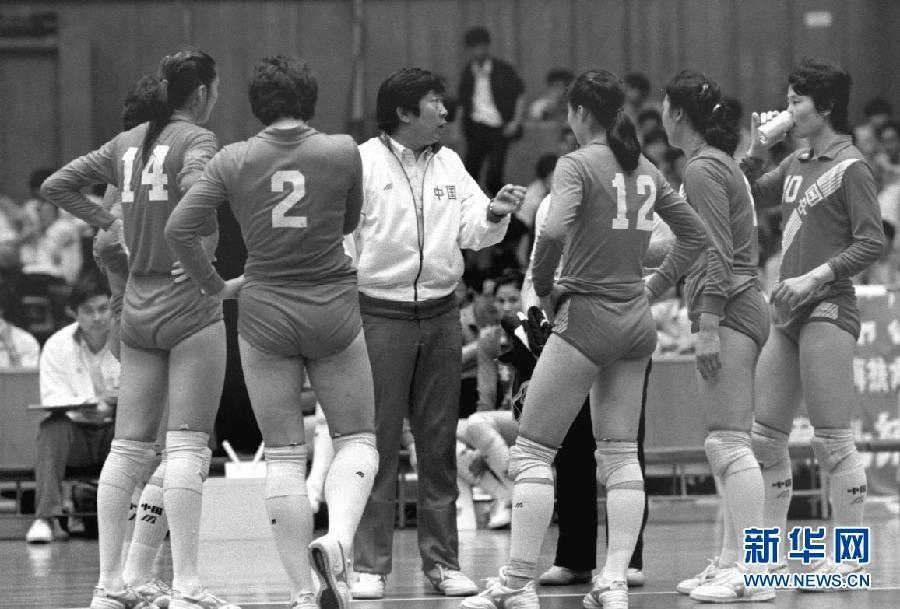 盘点中国女排历任主帅:1987-1988 李耀先