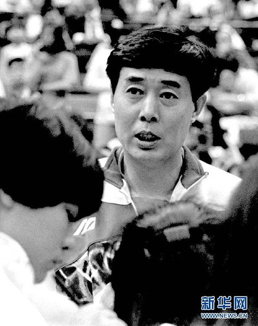 盘点中国女排历任主帅:1993-1995 栗晓峰