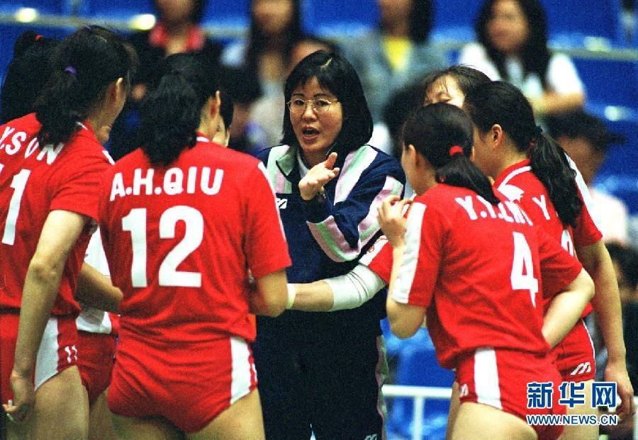 盘点中国女排历任主帅:1995-1999 2013- 郎平