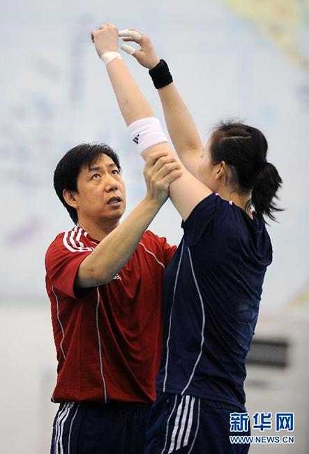 盘点中国女排历任主帅:2010 王宝泉