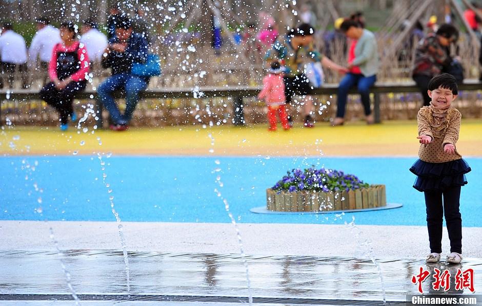 锦州世博园正式开放 成世界首个海上风景园林 - 人在上海  - 中華日报Chinadaily