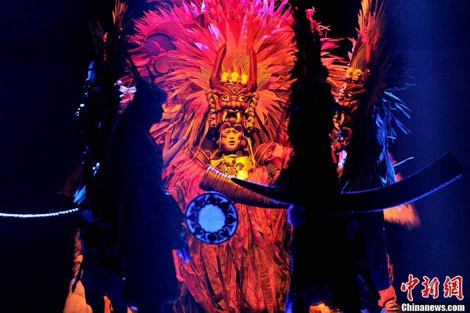 """2013世园会开幕 大型音舞诗画演绎""""锦绣神州"""" - 人在上海  - 中華日报Chinadaily"""