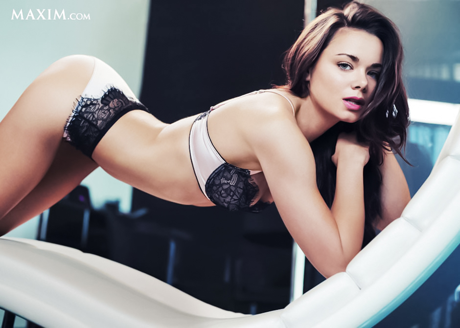 《Maxim》杂志评选2013年最性感女星TOP10