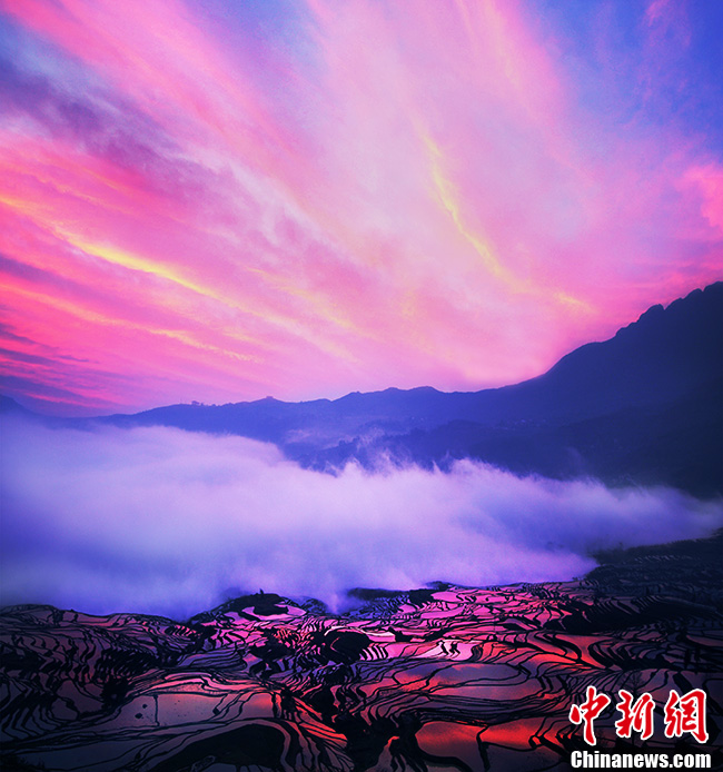 """""""最美中国大地摄影大赛""""精彩作品选"""