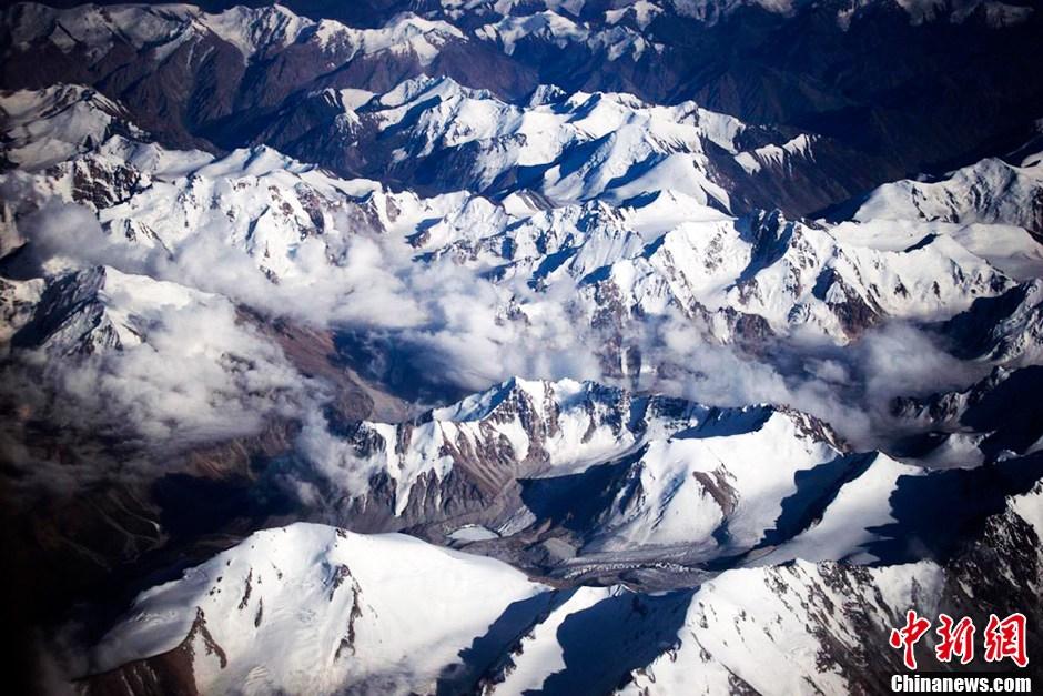 新疆天山被列入世界遗产名录