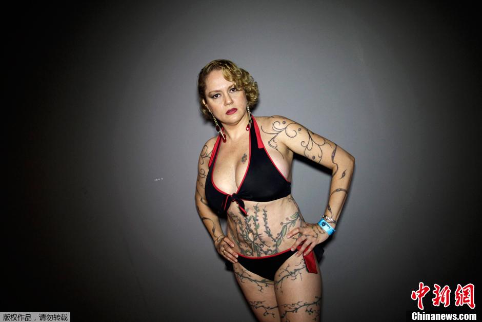 纹身穿环博览会