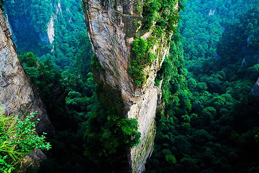 盘点全球十大自然奇景 误入仙境流连忘返