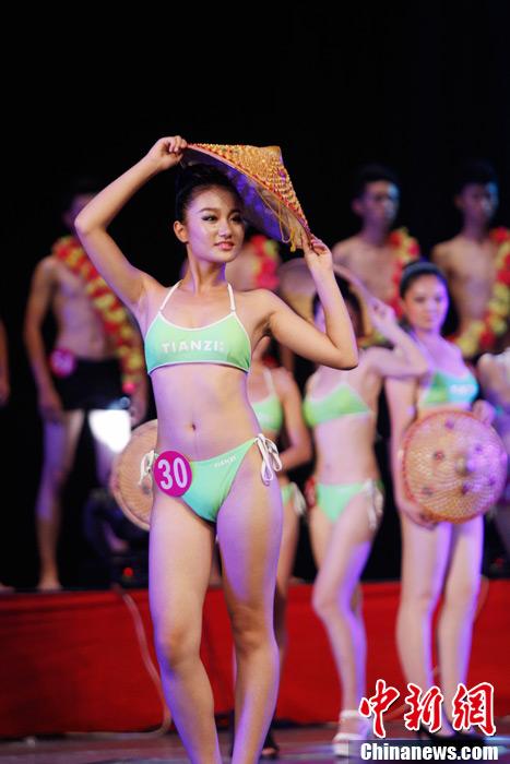 2013环球世界模特大赛中西部总决赛 佳丽如云