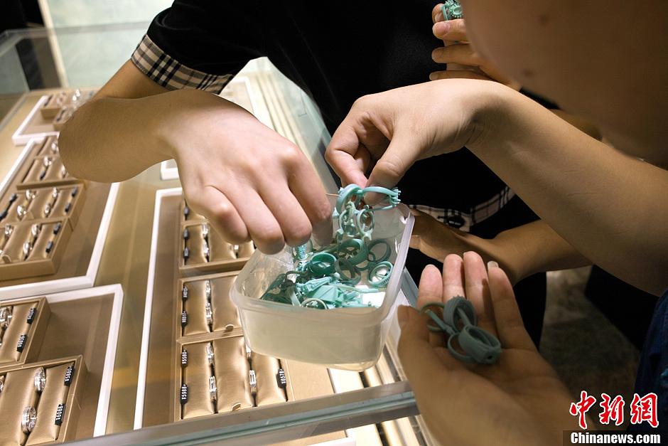 3D打印DIY珠宝首饰店受青睐