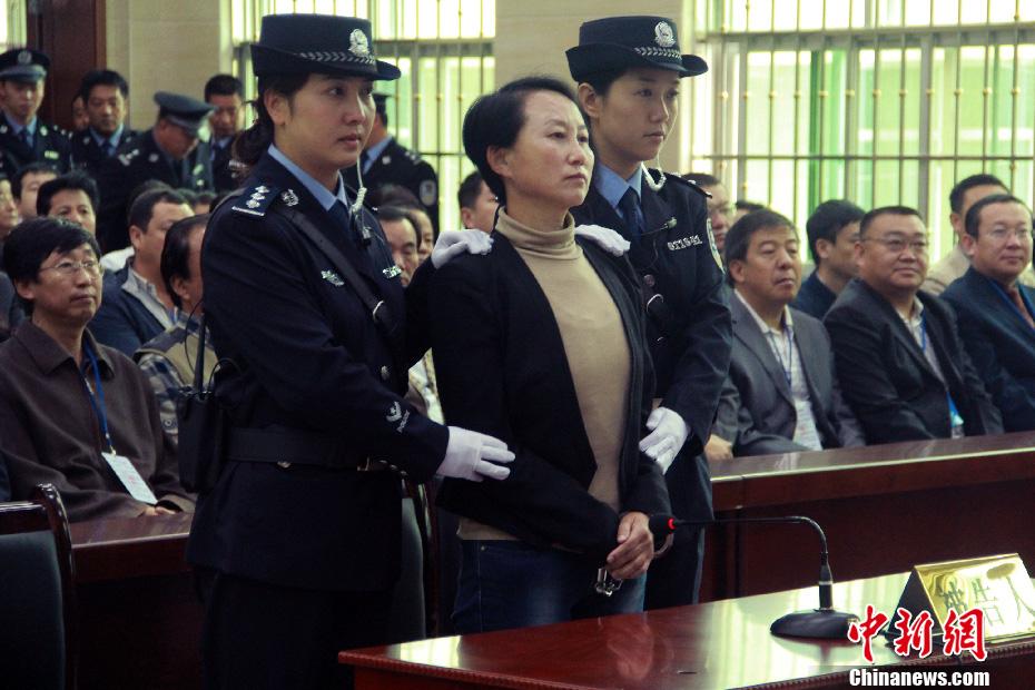 陕西房姐龚爱爱案今日开庭审理-中新网