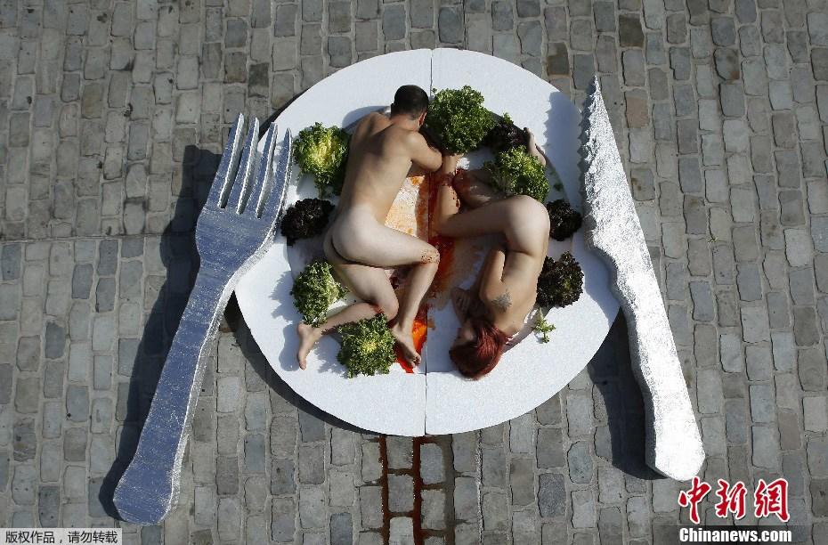 国庆黄金周新闻图片回顾——盘中餐