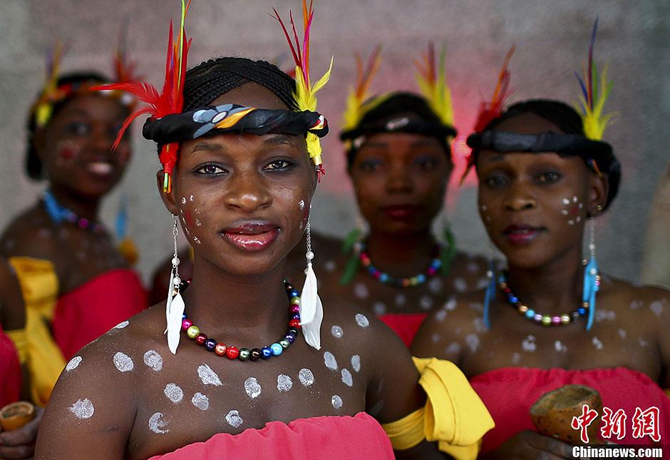 尼日利亚文化周亮相南京
