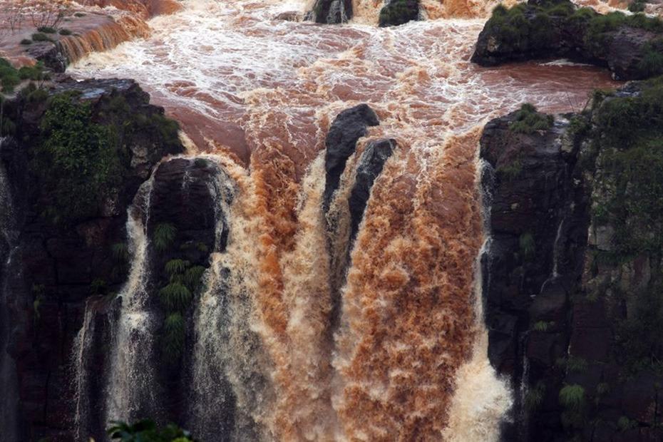 世界最宽瀑布伊瓜苏壮美奇观   - 小雪 - 小雪