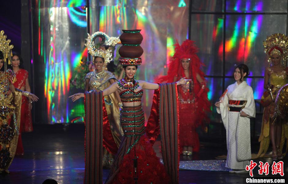 2013国际变性人选美决赛在泰国落幕