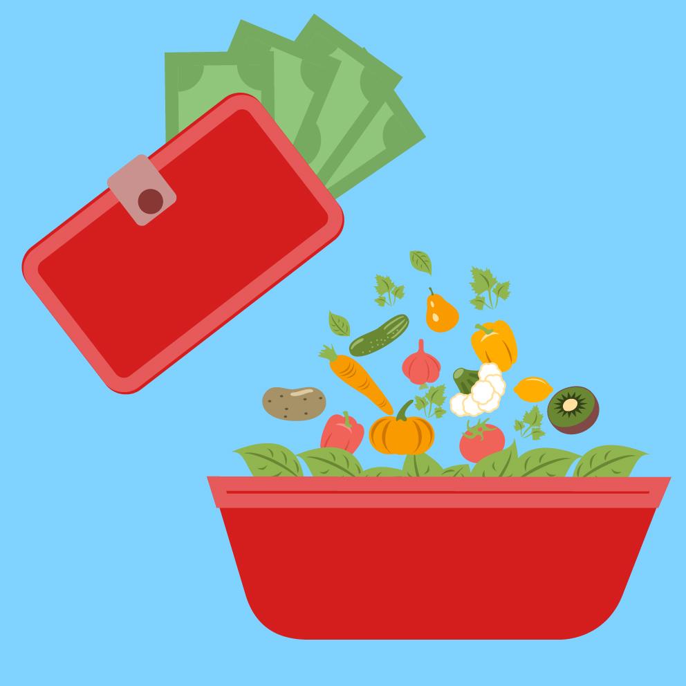 上半年的幸福感:收入上涨,吃的价格跌了