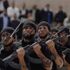 """多方围剿终被击溃!一图解读""""伊斯兰国""""兴衰"""