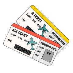 一图看懂!机票退改签政策有变 四大航企这样收费
