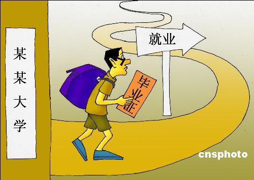 漫画:万里长征第一步