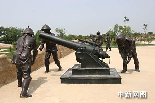 营口西炮台遗址