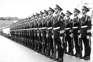 解放军07式军服