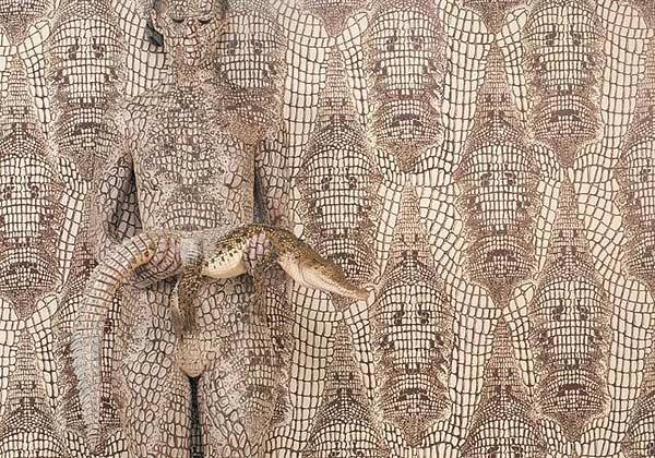 图片频道-惊艳绝伦的人体彩绘艺术