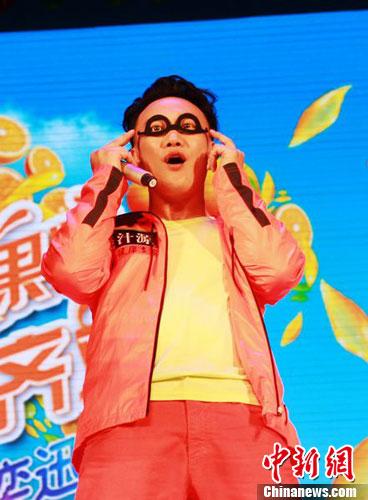 """图片频道-""""吹神""""陈奕迅南京会歌迷图片"""