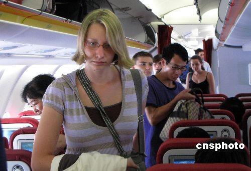 图:北京至乌鲁木齐航班运营正常