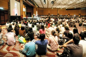 李敖�u港:民主�W台�� 很笨 - 香港��展演�v「中��知�R份子的走向」