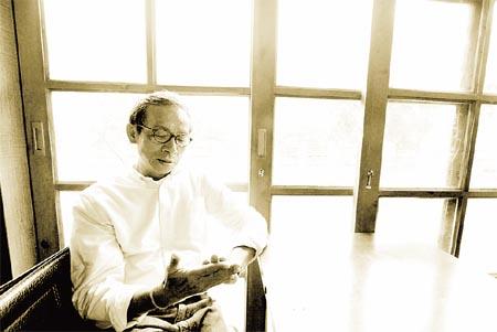 """""""台湾最会讲故事的人""""吴念真:最难的时光是现在"""
