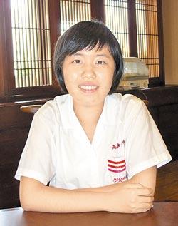 台湾/黄行止同学被香港大学录取。图片来源:台湾《中国时报》...