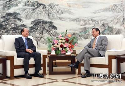 王毅:兩岸有必要切實提高旅遊質量確保旅遊安全