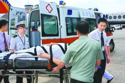 厦门海关快速办理验放手续病人顺利返台(图)