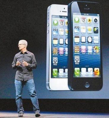 iPhone5最快11月底登台或引发最大一波换机潮