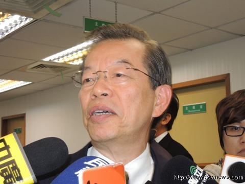 进涉大陆事务部门为选党主席 谢长廷 要看结果