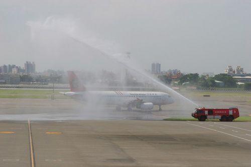 因应暑期旅游季台湾复兴航空新增高雄-徐州包机