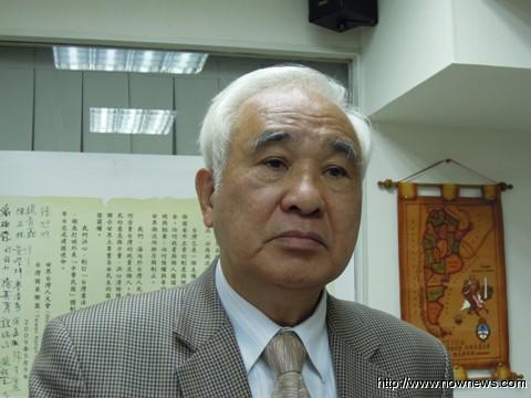 民进党前主席:谢长廷讲话的口气很像共产党