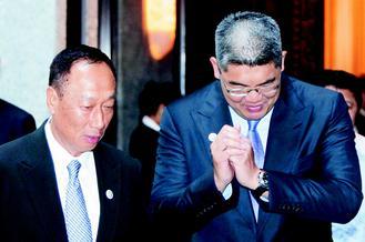 臺媒稱連勝文在上海十分低調一舉一動備受矚目