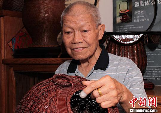 """台湾""""非遗""""传承人将现身两岸非物质文化遗产联展"""