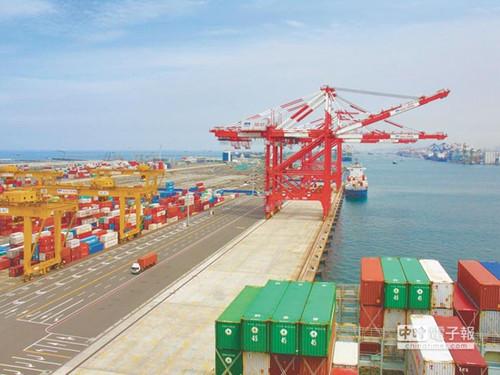 台灣外銷遇冷陸港訂單衰退10%(圖)