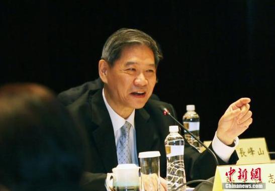 张志军:大陆和台湾是不可分割的命运共同体
