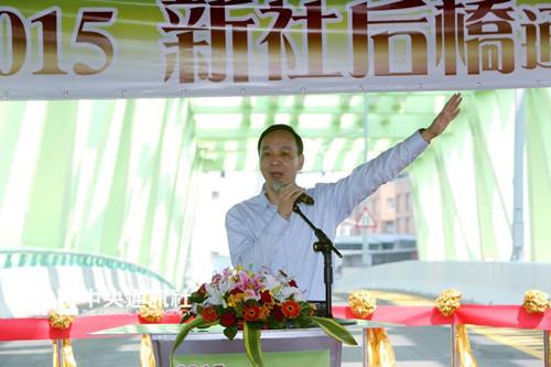 朱立伦:洪秀柱副手人选原则上来自台湾中南部