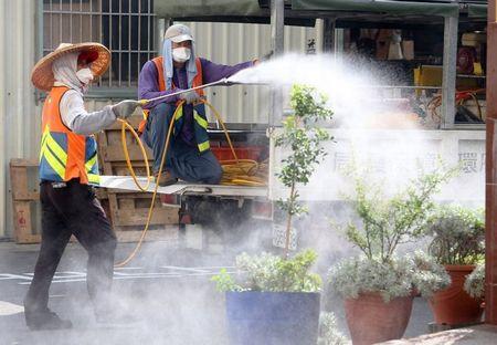 台湾登革热病例达16658例目前已确定42人死亡