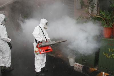 台湾登革热疫情持续严峻病例破1.7万(图)