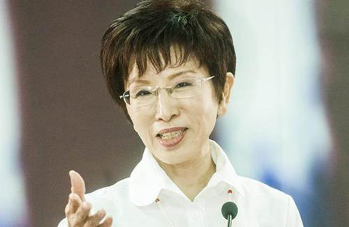 台湾学者建议洪秀柱:退与不退间柱姐莫忘初衷