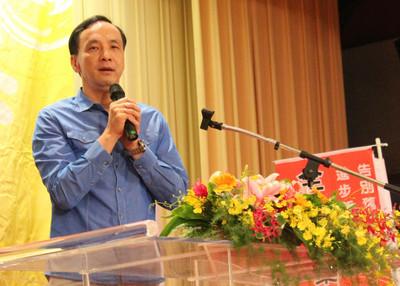 朱立伦若辞新北市长台选务机构:补选花1.6亿台币