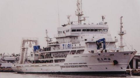 """""""海研五号""""沉船周年:台当局计划明年8月前打捞"""