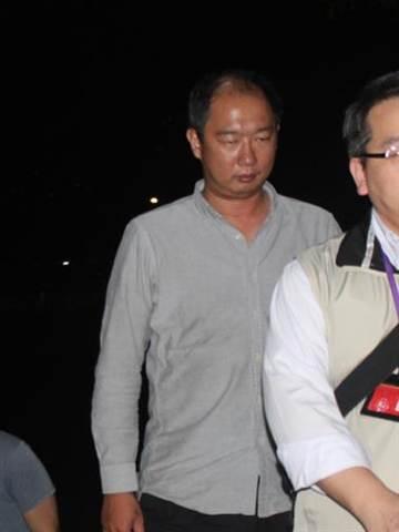 """台湾""""交通部""""官员喝花酒包庇厂商遭检方收押"""